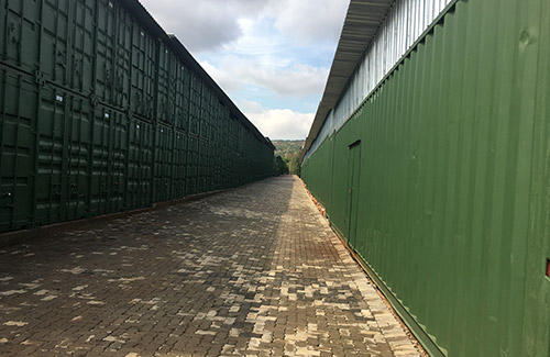 container-secure-storage